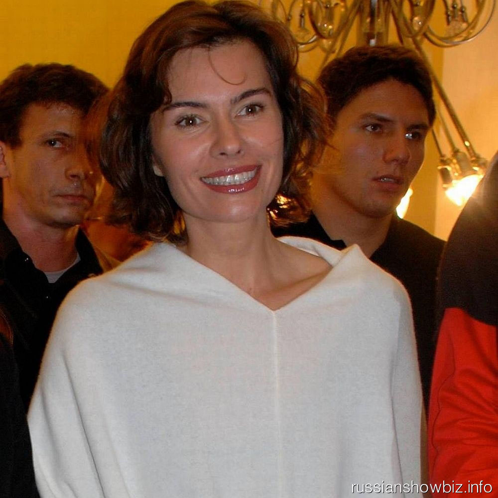 Оксана Робски