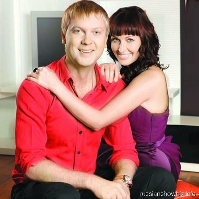 Сергей Светлаков и Антонина Чеботарева