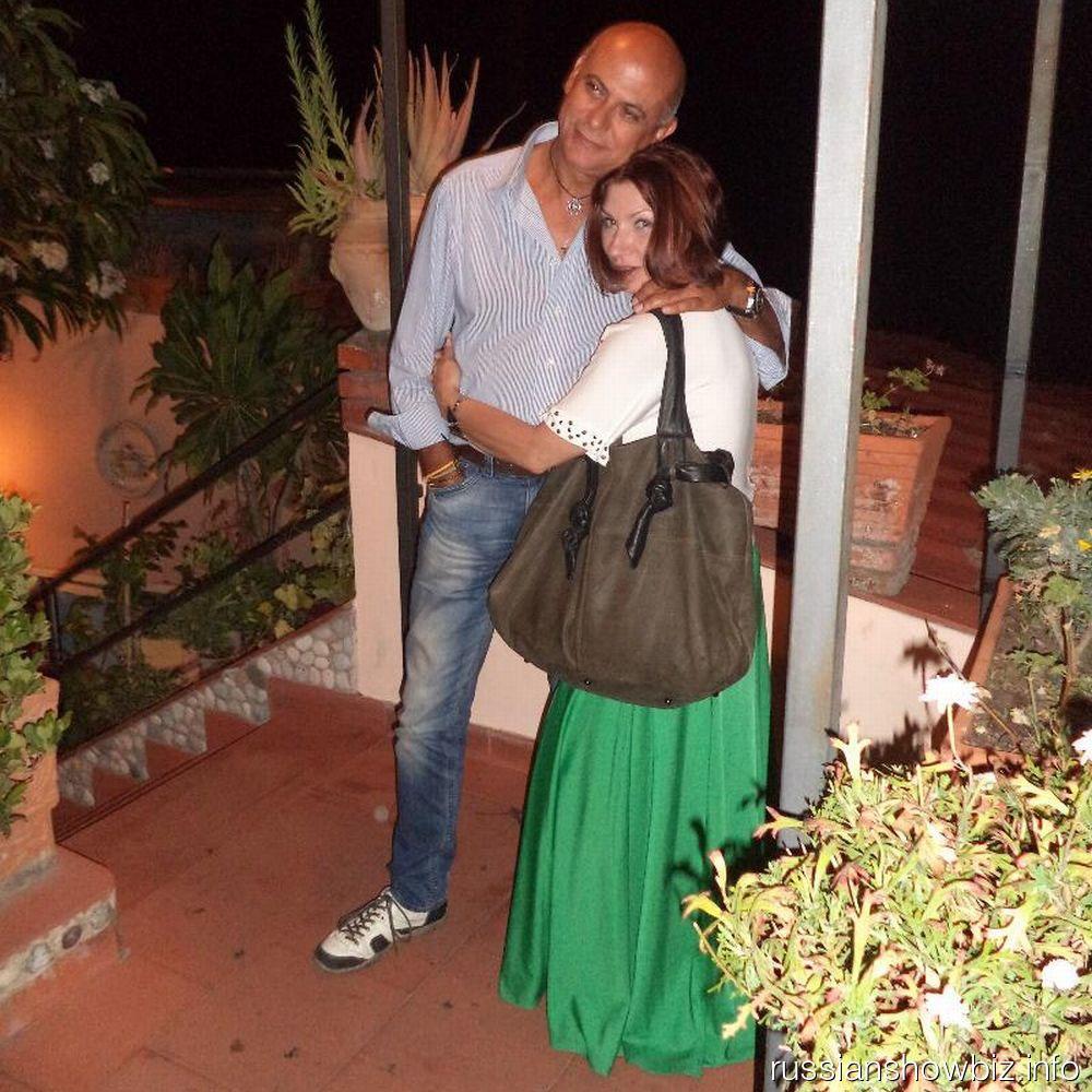 Роза Сябитова с новым возлюбленным Джузеппе
