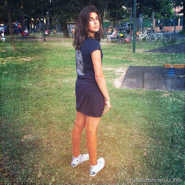 Дочь Ивана Урганта