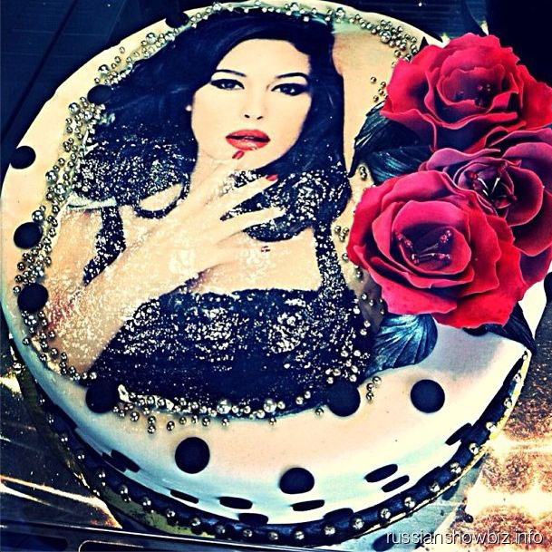 Торт, который увидел Безруков