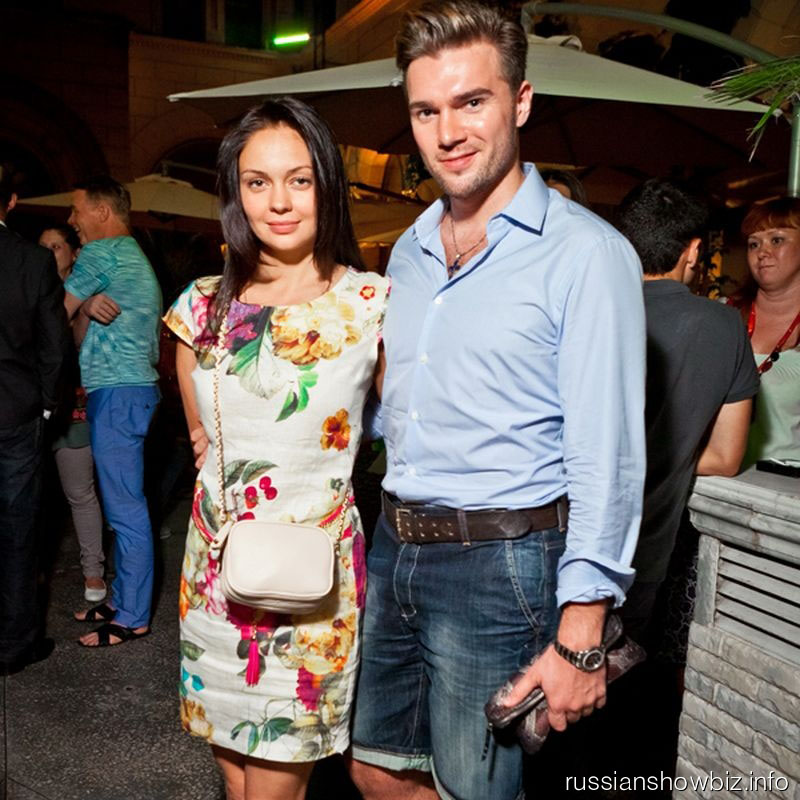 Ирина Скорикова и Андрей Искорнев