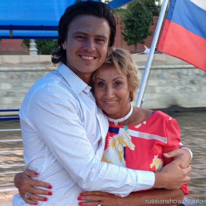 Прохор Шаляпин и Лариса Копенкина