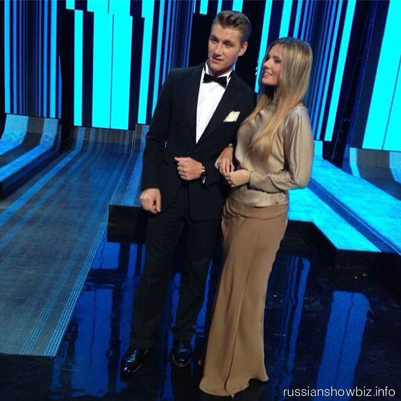Алексей Воробьев и Анна Шульгина