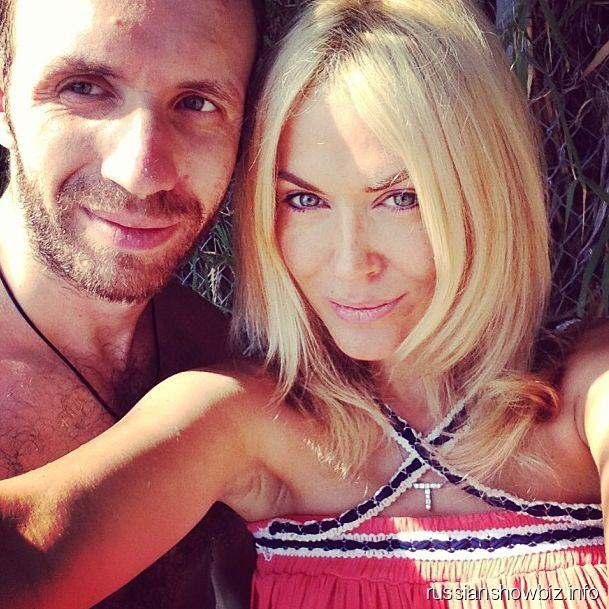 Таня Терешина с другом
