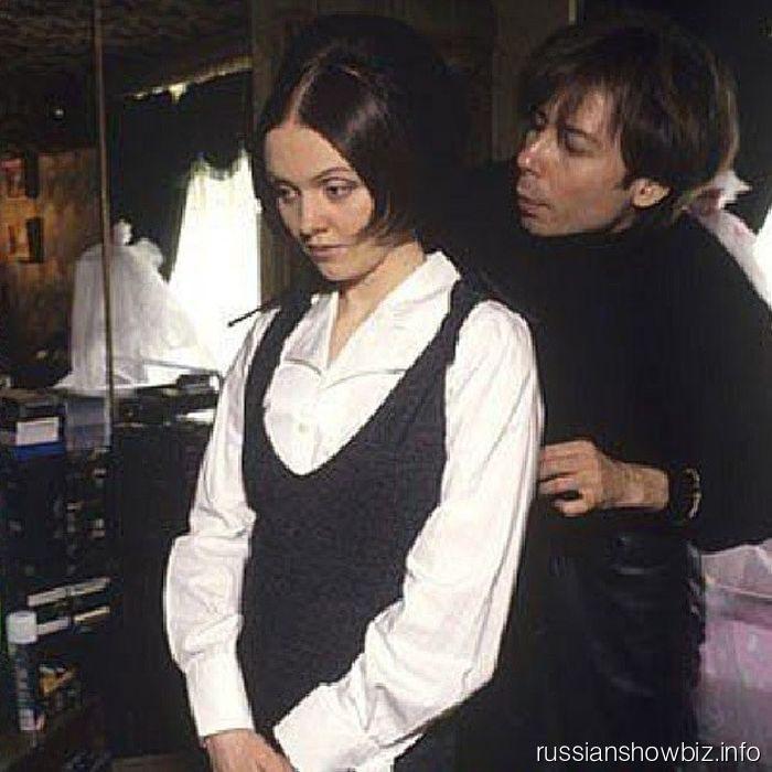 Валерия и Сергей Зверев