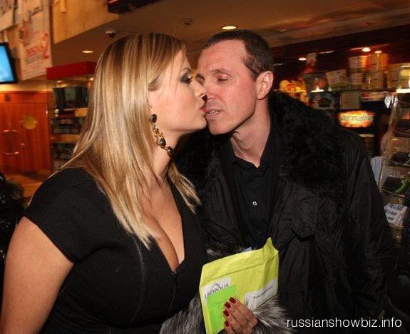Анна Семенович и Игорь Верник