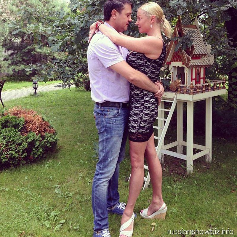 Бахтияр Салимов и Анастасия Волочоква