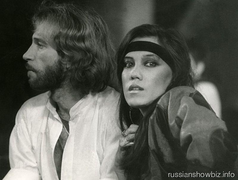 Игорь Тальков и Азиза