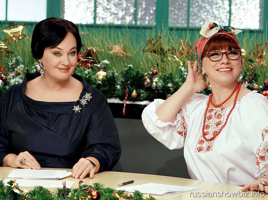 Лиса Гузеева и Роза Сябитова