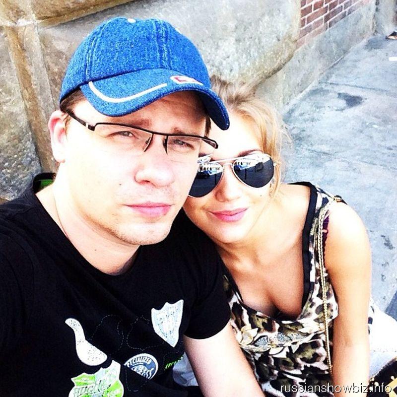Гарик Харамов и Кристина Асмус