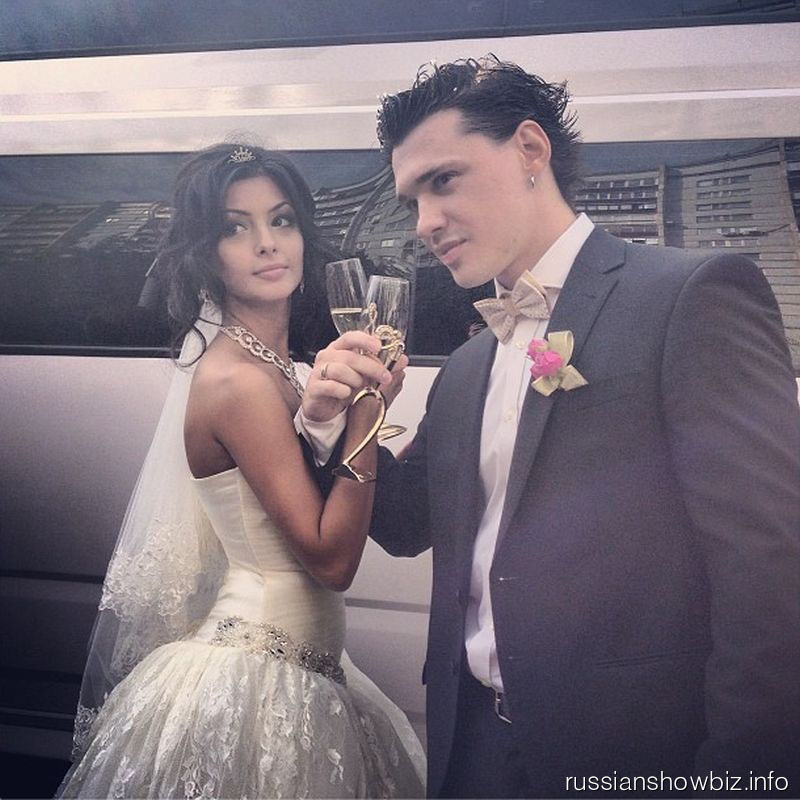 Алексей Кабанов и Розалия Кокоян
