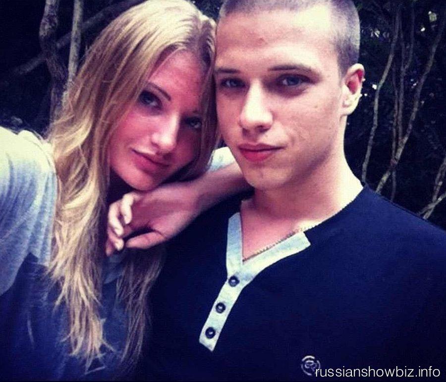 Полина Проклова со своим бойфрендом