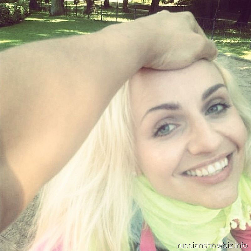 Жена Алексея Серова