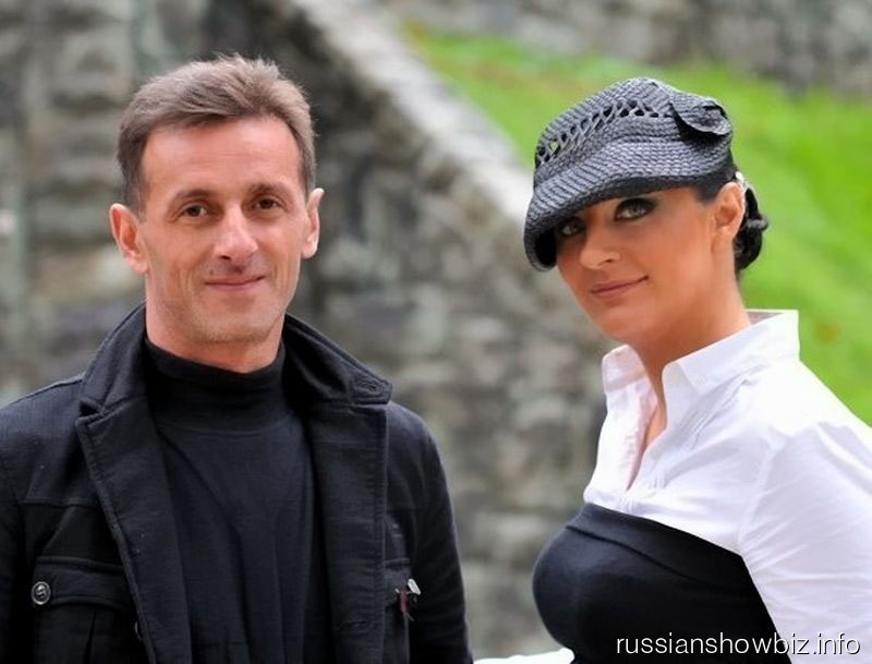 Елена Ваенга и Иван Матвиенко
