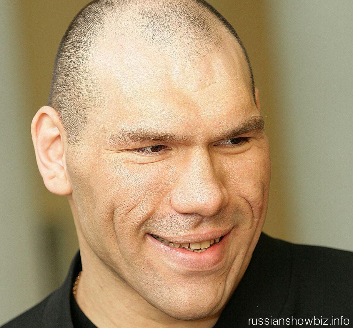 Николай Валуев