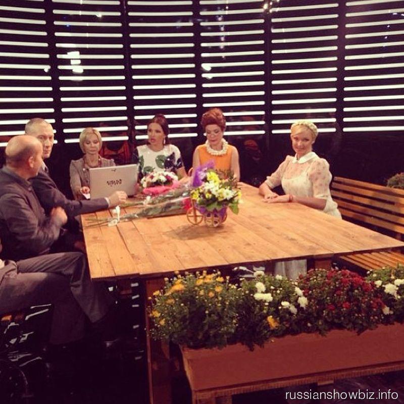 Анастасия Волочкова в пародии на шоу