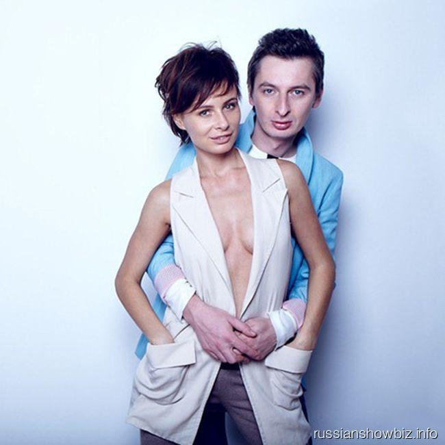 Саша Зверева с мужем