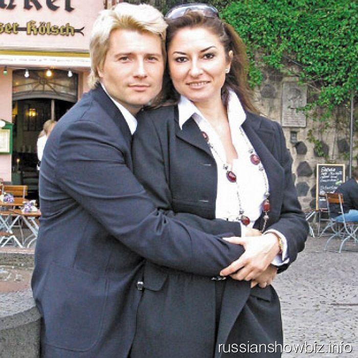 Николай Басков и дочь Монтсеррат Кабалье