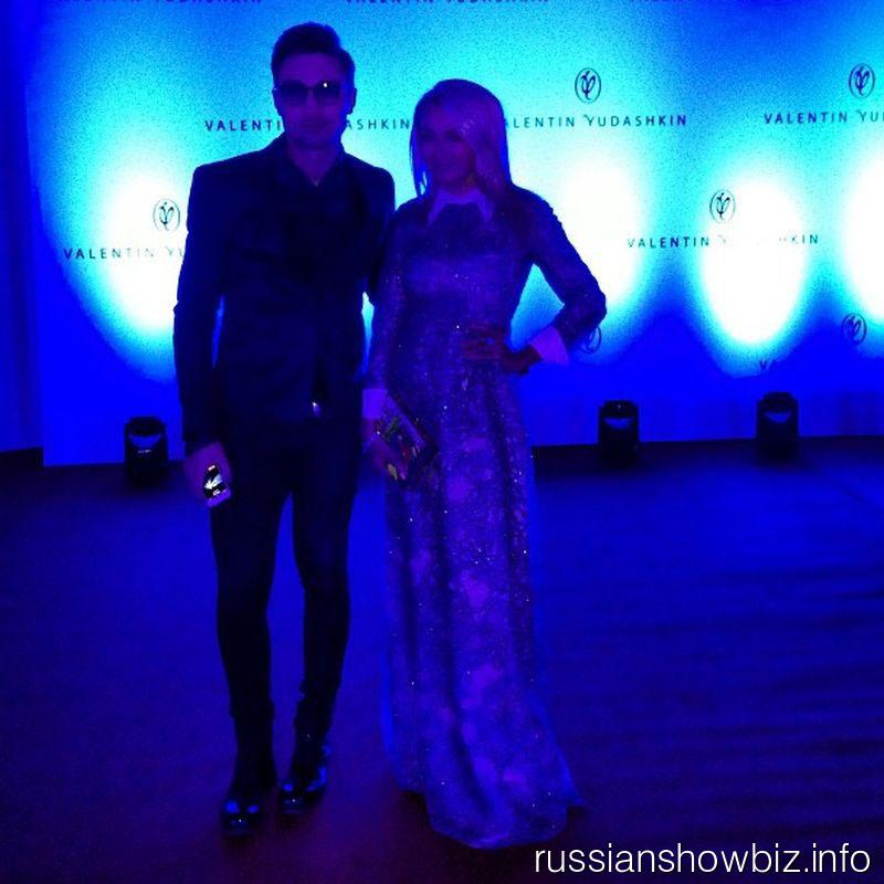 Дима Билан и Яна Рудковская
