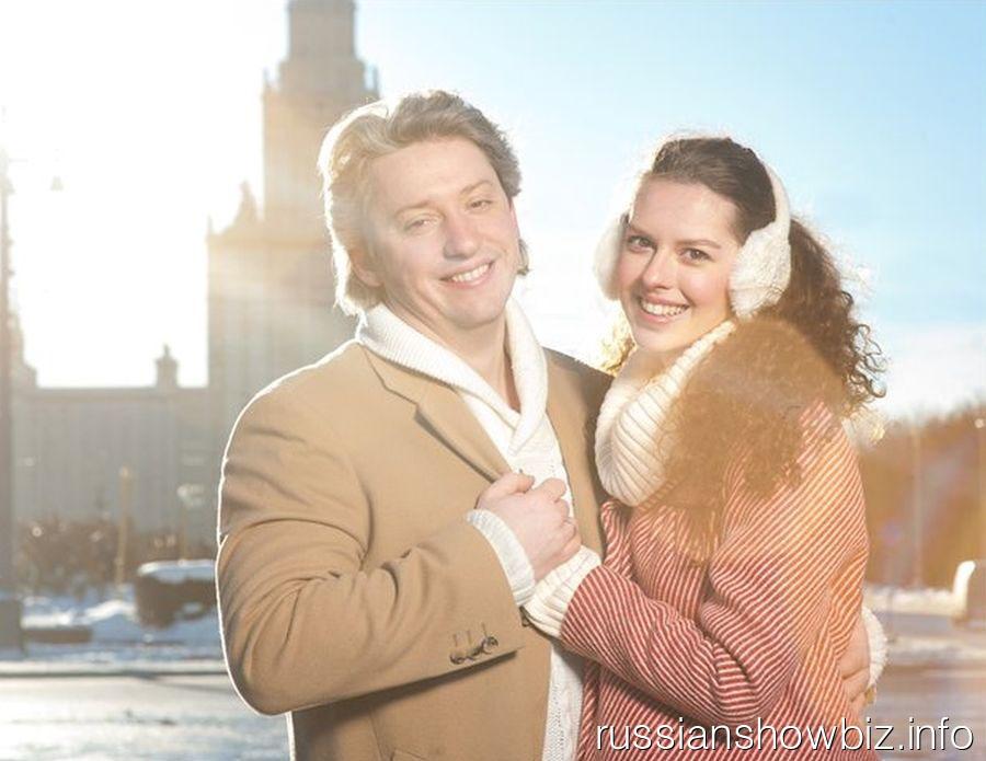Михаил Вайнберг и Лянка Грыу