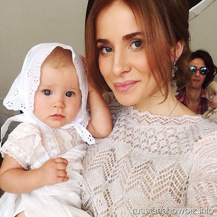 Федор Бондарчук и его дочь Варвара