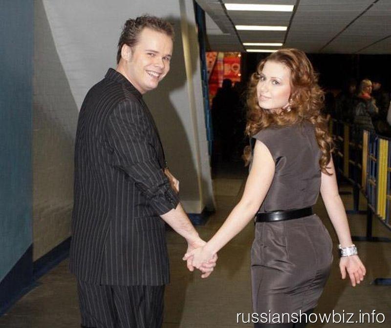 Юлия Савичева с возлюбленным Александром