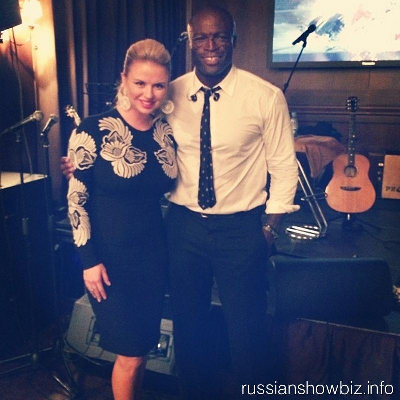 Анна Семенович и Сил