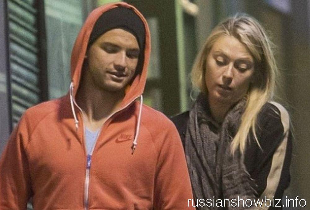 Григор Димитров и Мария Шарапова