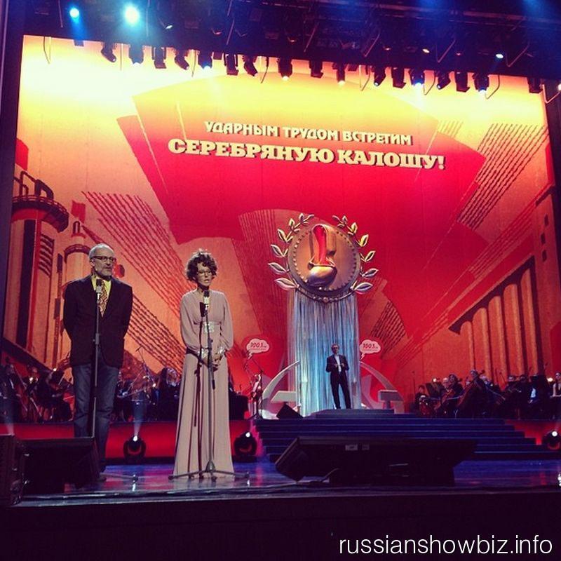 Александр Гордон и Ксения Собчак