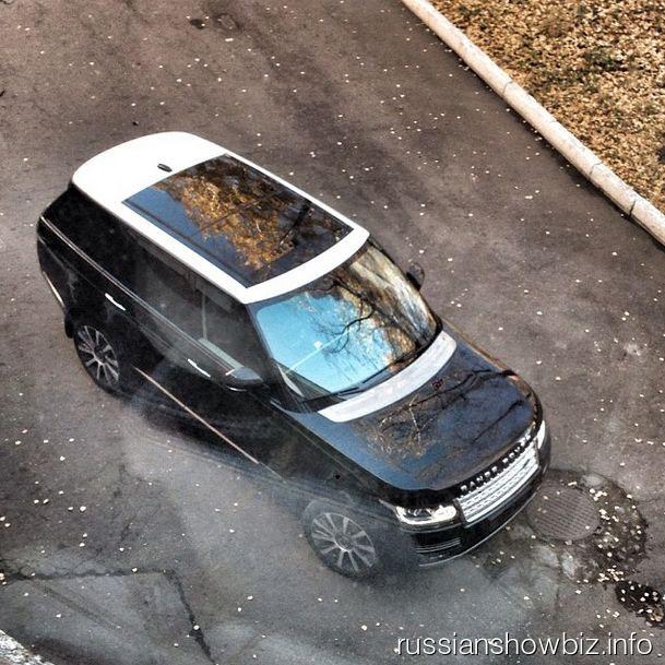 Автомобиль T-Killah