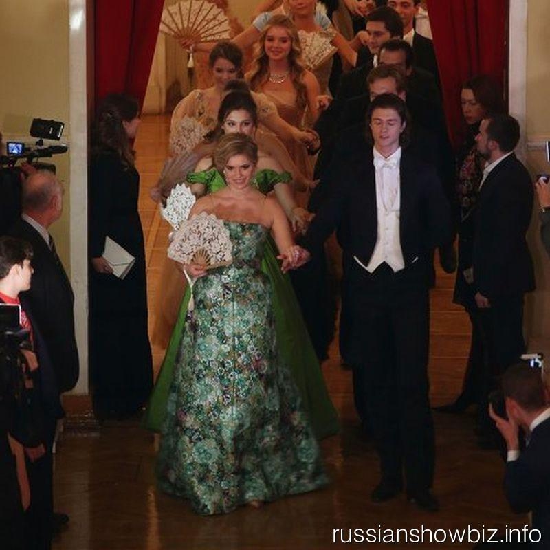 Внучка Алисы Фрейндлих Анна Тарасова