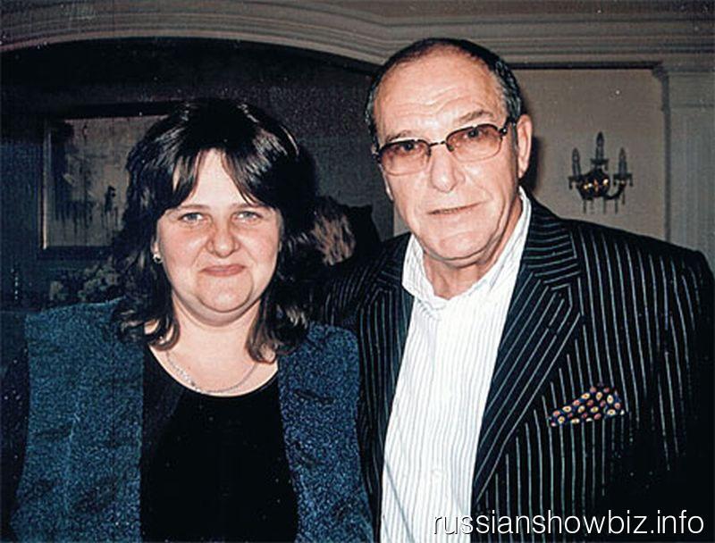 Эммануил Виторган с дочерью Ксенией
