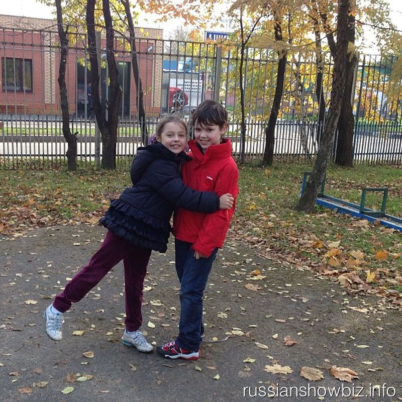 Ариадна Волочкова с возлюбленным