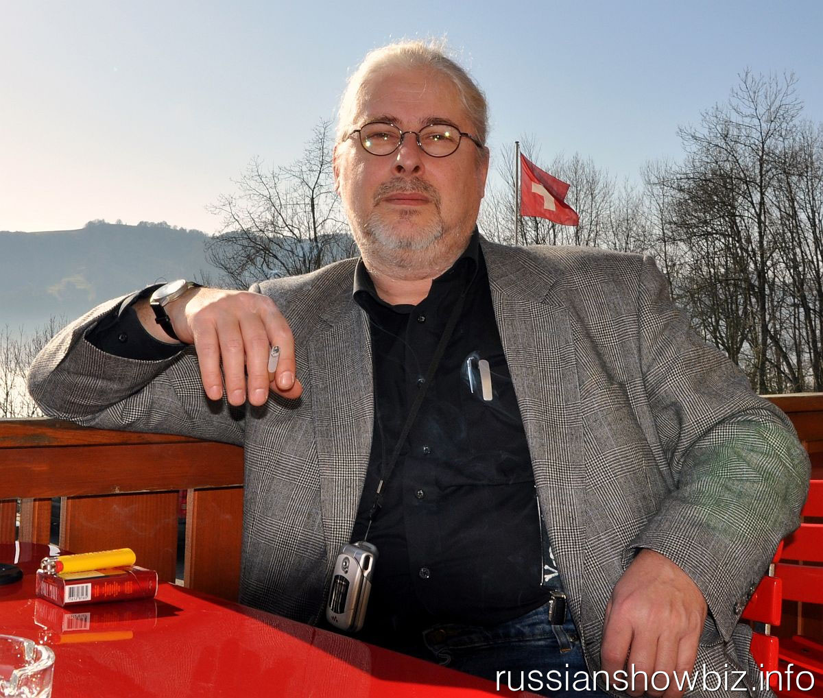 Леонид Ярошевский