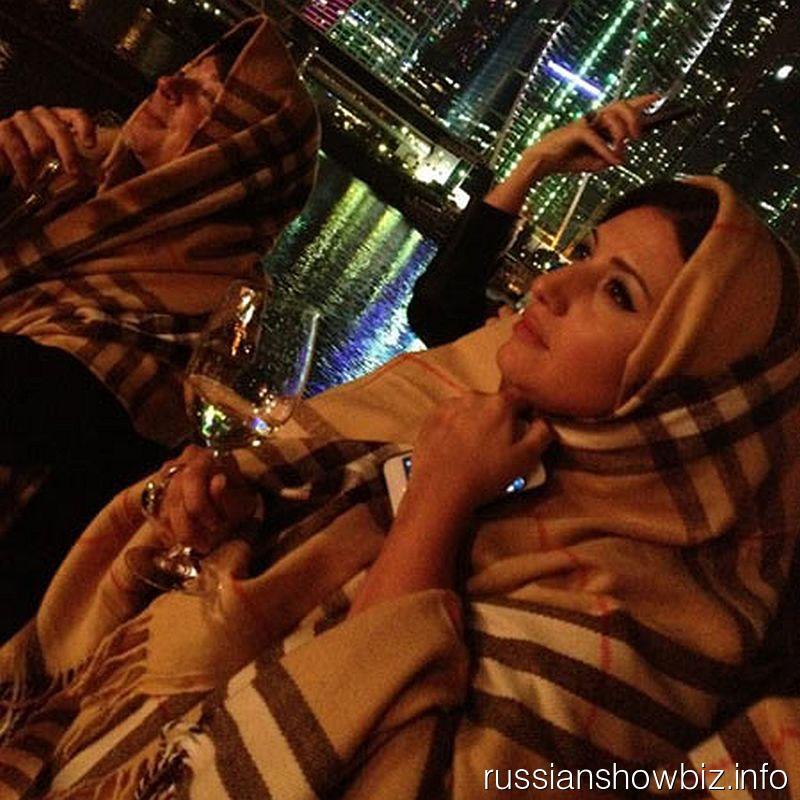Жасмин и Валентин Юдашкин