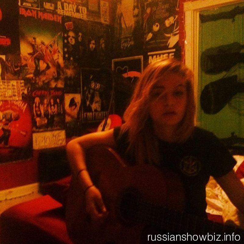 Дочь Леонида Агутина