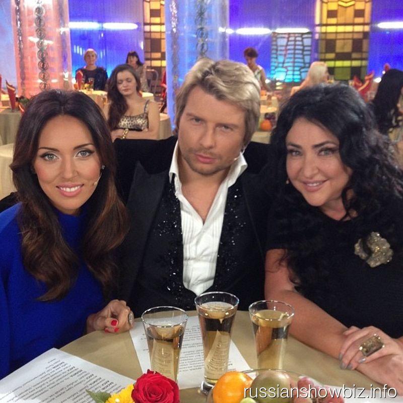 Алсу, Николай Басков и Лолита