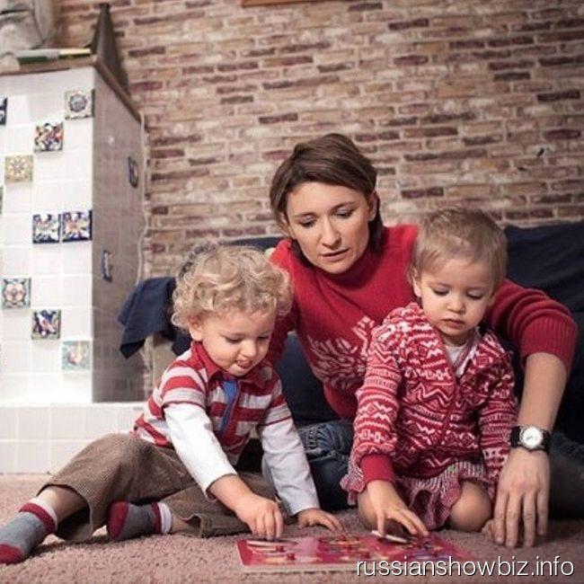 Фото дети у дианы арбениной