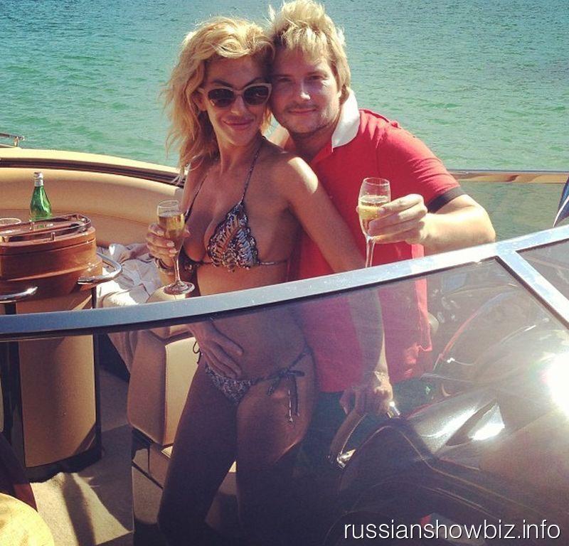 Николай Басков с Анастасией