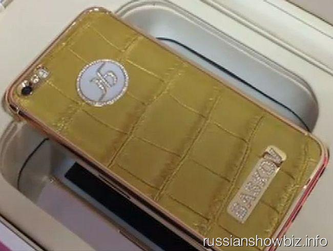 Новый телефон Николая Баскова