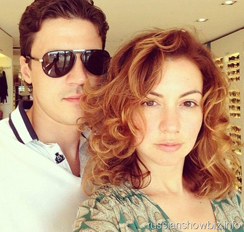 Татьяна Геворкян с мужем
