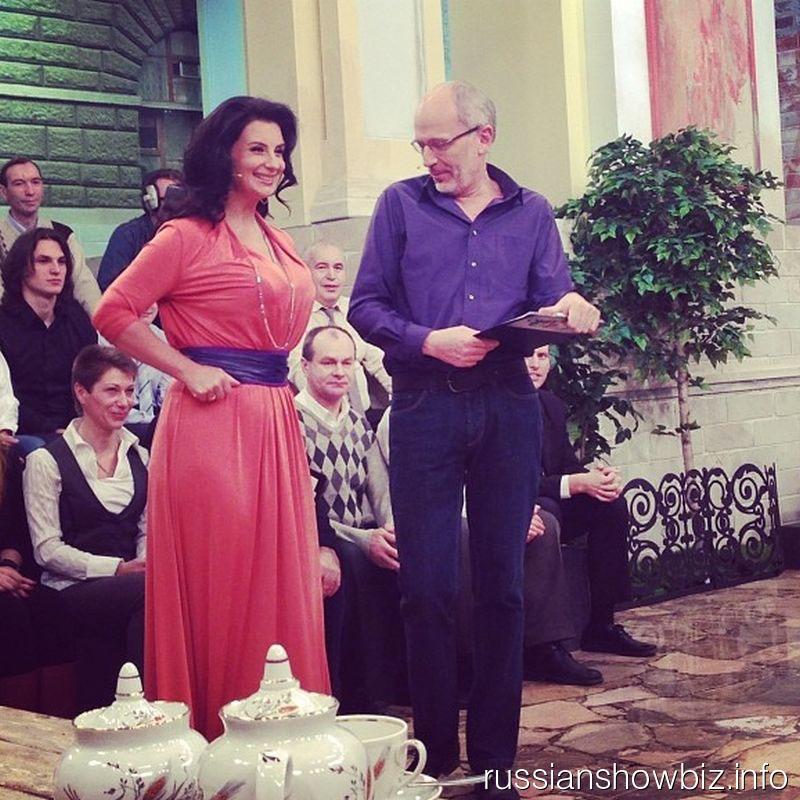 Екатерина Стриженова и Александр Гордон
