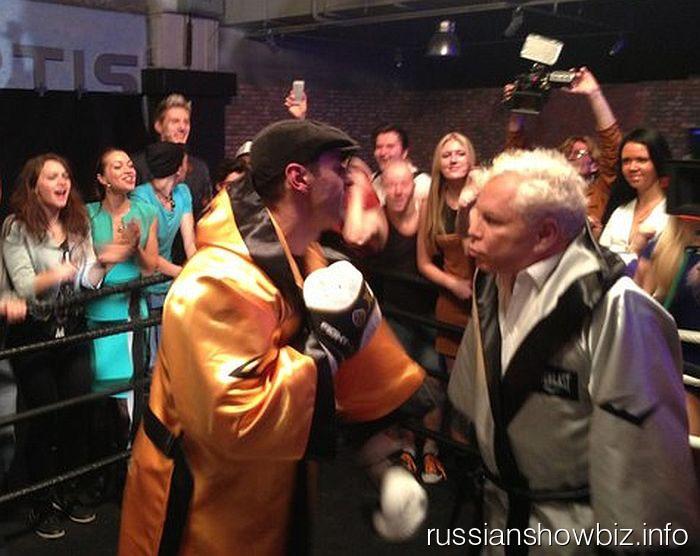 Стас Костюшкин и Борис Моисеев