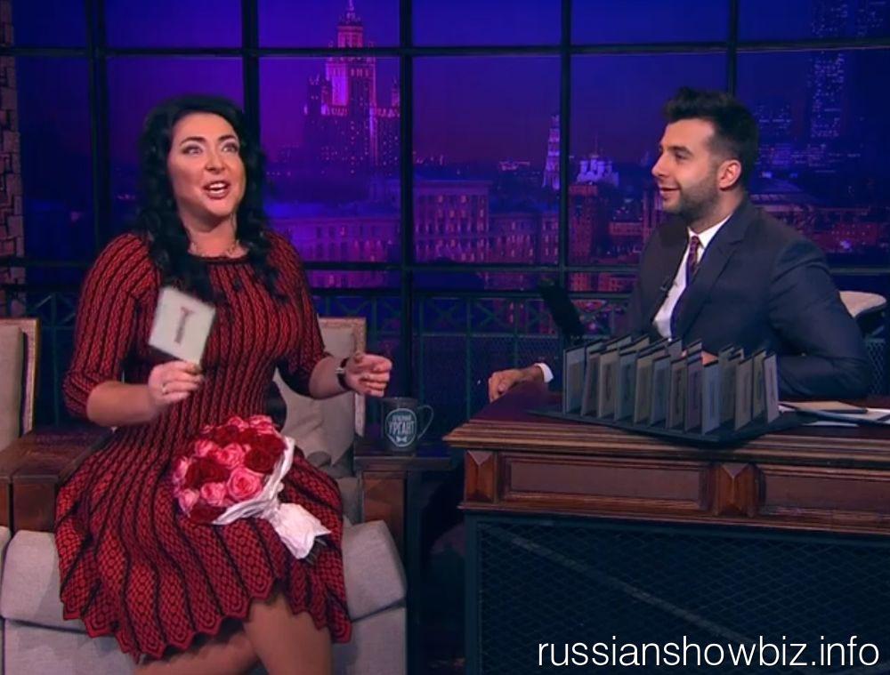 Лолита Милявская и Иван Ургант
