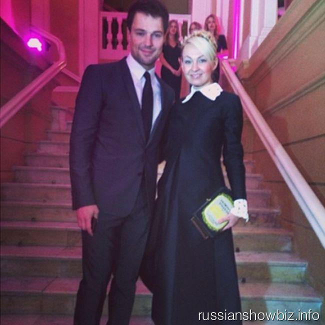 Данила Козловский и Яна Рудковская