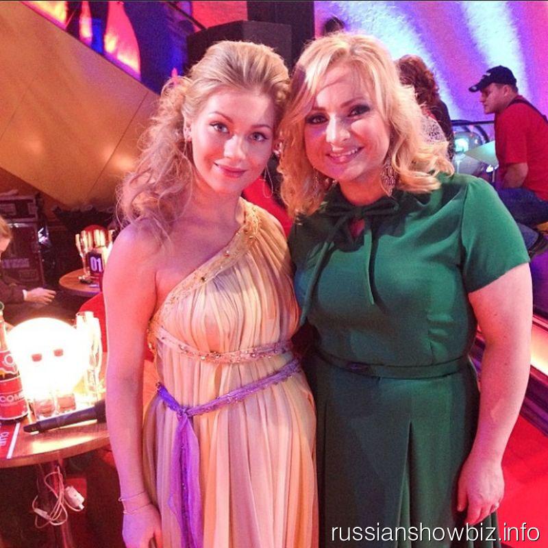 Кристина Асмус и Светлана Пермякова