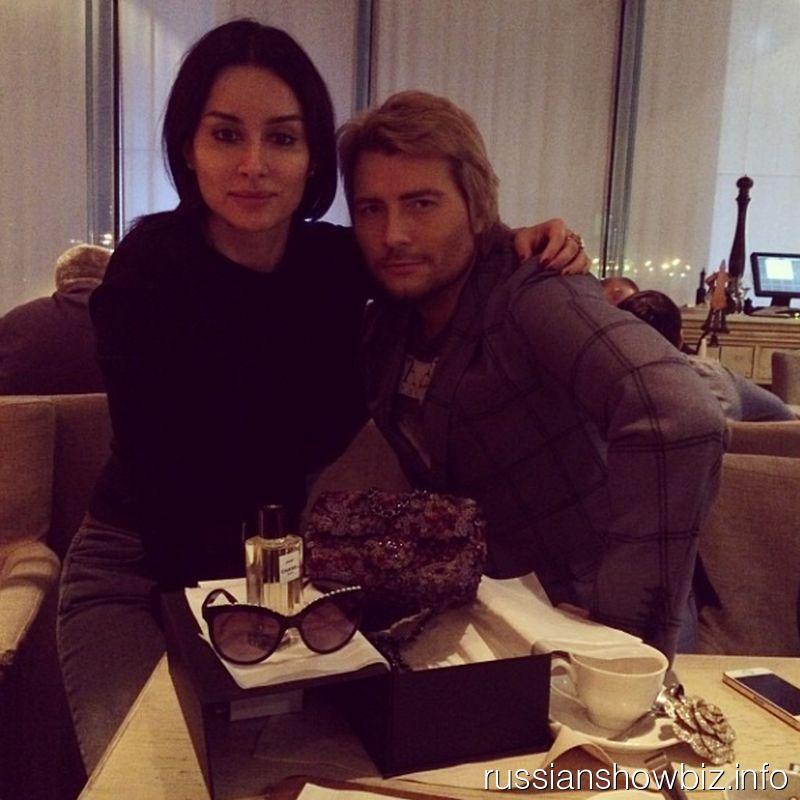 Тина Канделаки и Николай Басков