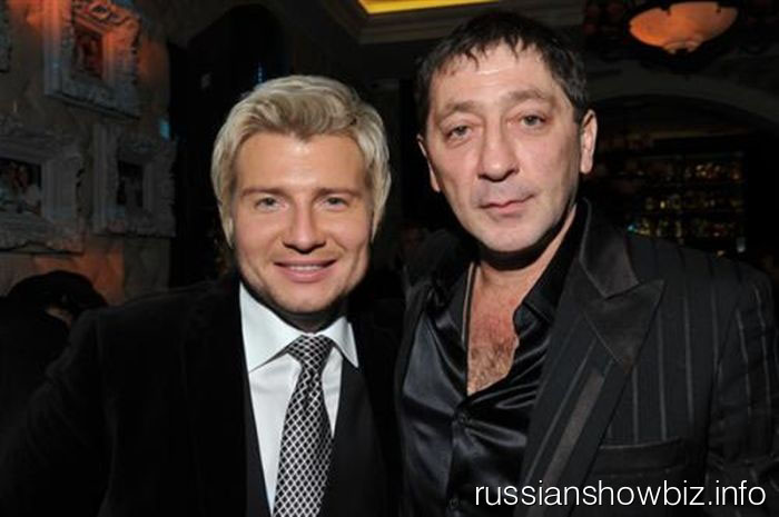 Николай Басков и Григорий Лепс