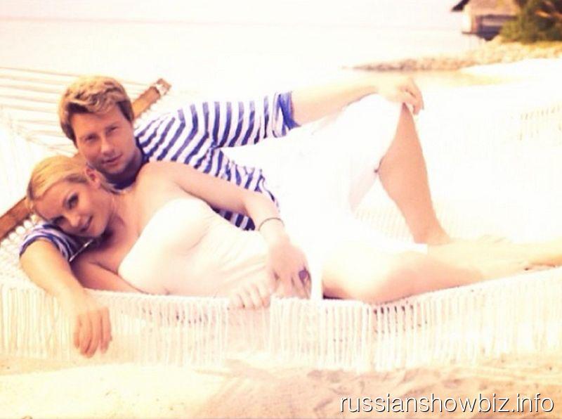 Николй Басков и Анастасия Волочкова